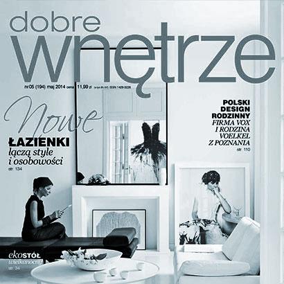 Dobre Wnętrze Magazine