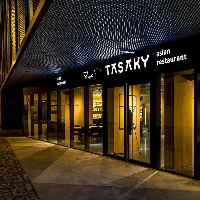Restauracja Tasaky